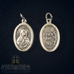 Immaculate Heart of Mary Medal