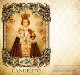 7-Day Candle Label - Candelito