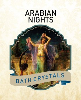 Arabian Nights Bath Crystals