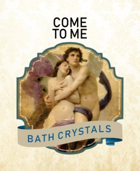 Come To Me Bath Crystals