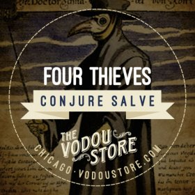 Four Thieves Conjure Salve