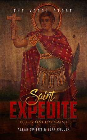 'Saint Expedite - The Sinner's Saint' Booklet