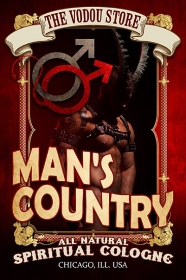 Man\'s Country Spiritual Cologne