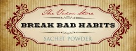 Break Bad Habits Sachet Powder