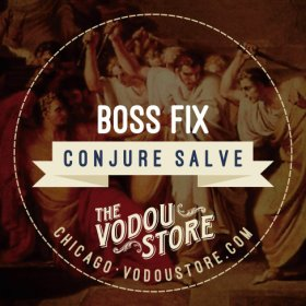 Boss Fix Conjure Salve