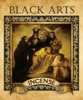 Black Arts Incense