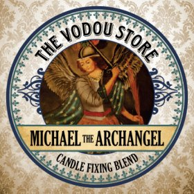 Michael the Archangel Candle Fixing Blend