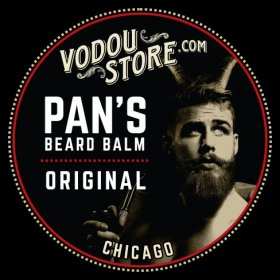 Pan's Beard Balm - Original