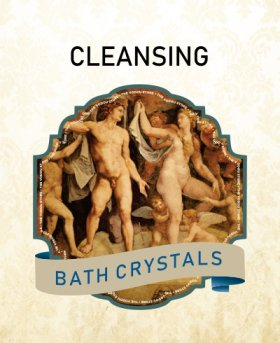Cleansing Bath Crystals