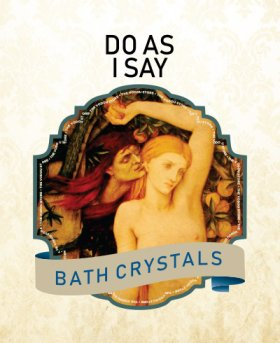 Do As I Say Bath Crystals