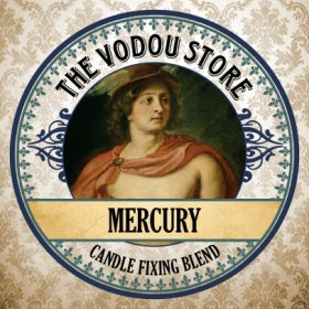 Mercury Candle Fixing Blend