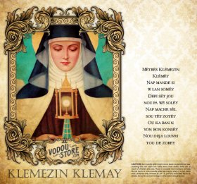 7-Day Candle Label - Klemezin Klemey