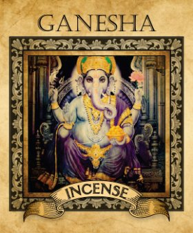 Ganesha Incense