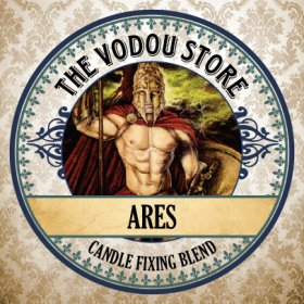 Ares Candle Fixing Blend