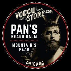 Pan's Beard Balm - Mountain's Peak