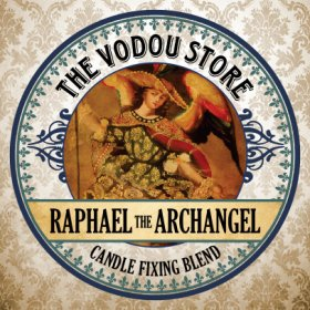 Raphael the Archangel Candle Fixing Blend