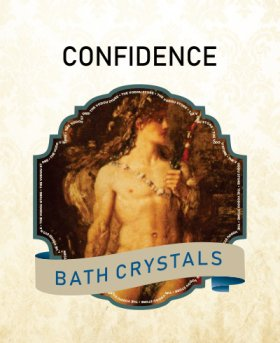 Confidence Bath Crystals