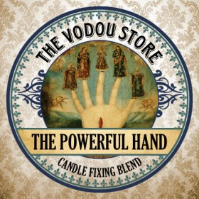 The Powerful Hand Candle Fixing Blend