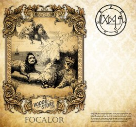 7-Day Candle Label - Focalor