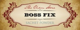 Boss Fix Sachet Powder