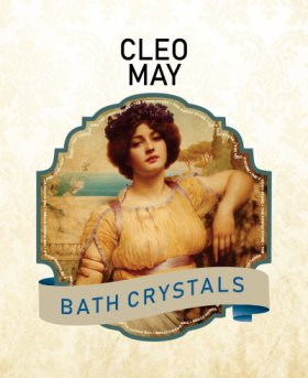 Cleo May Bath Crystals