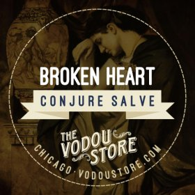 Broken Heart Conjure Salve