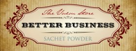 Better Business Sachet Powder