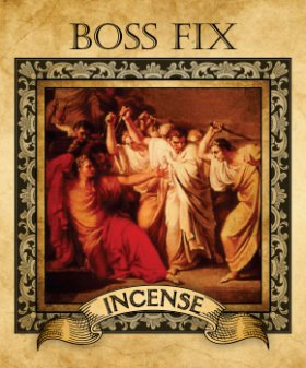 Boss Fix Incense