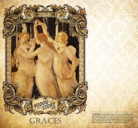 7-Day Candle Label - Graces