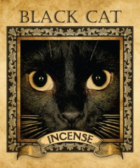 Black Cat Incense