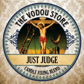 Just Judge Candle Fixing Blend