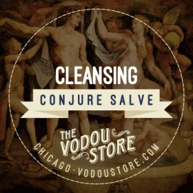 Cleansing Conjure Salve