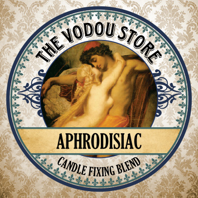 Aphrodisiac Candle Fixing Blend