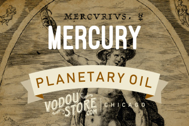 ☿ Mercury Oil