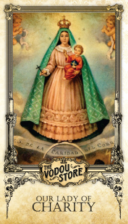 Prayer Card - O.L. of Charity