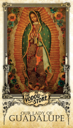 Prayer Card - O.L. of Guadalupe