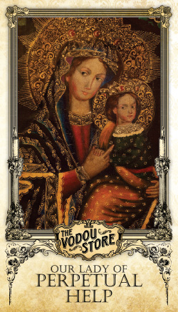 Prayer Card - O.L. of Perpetual Help