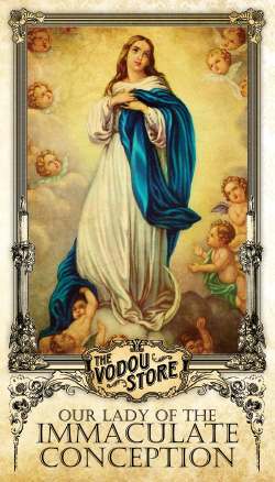 Prayer Card - O.L. of the Immaculate Conception