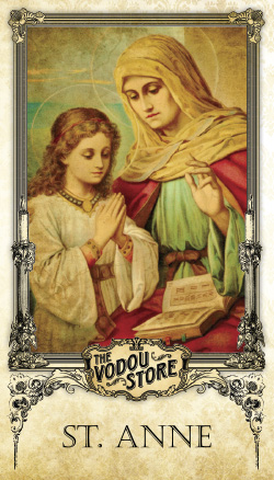 Prayer Card - St. Anne