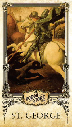 Prayer Card - St. George
