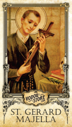 Prayer Card - St. Gerard Majella