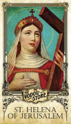 Prayer Card - St. Helena of Jerusalem