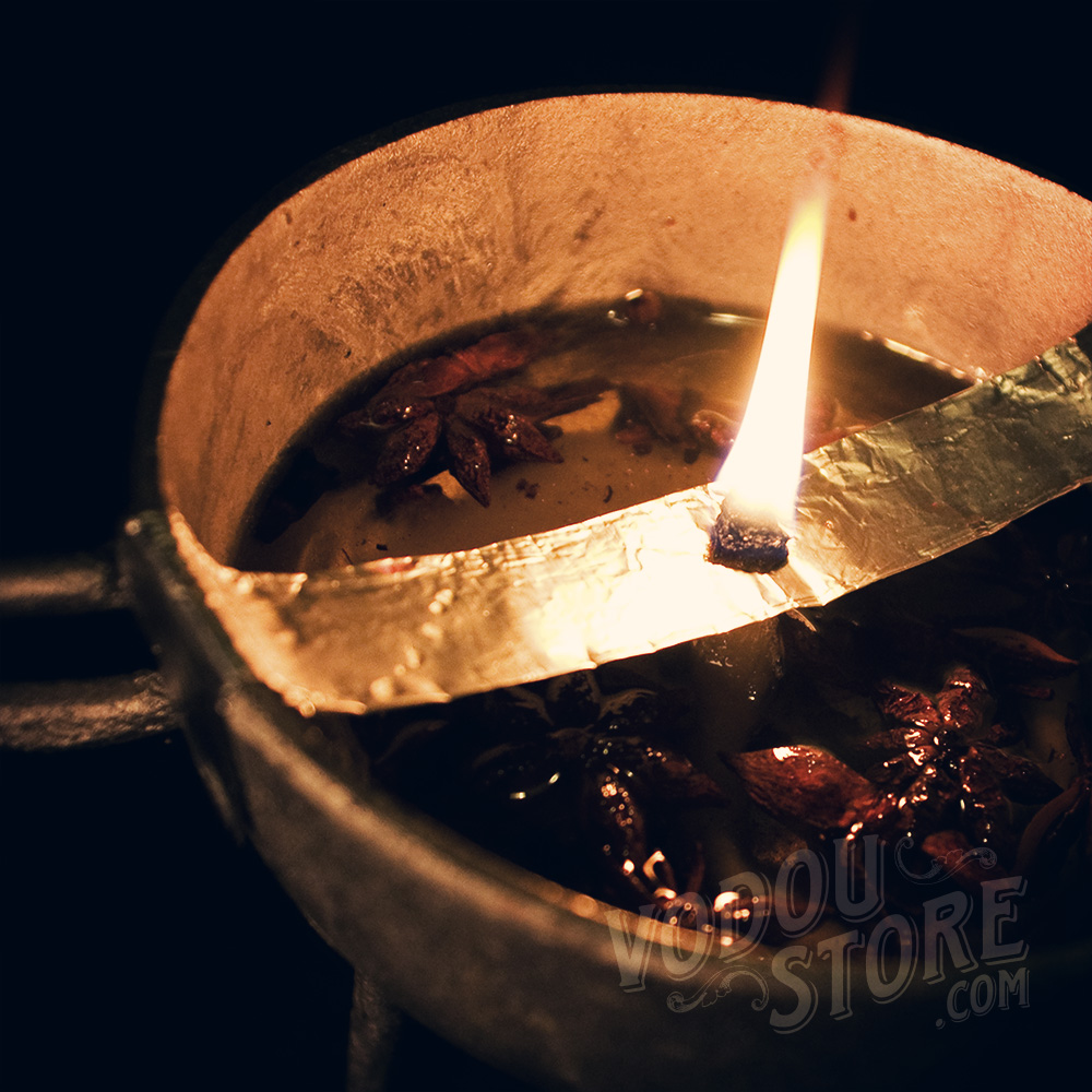 Vodou Lamp Magic