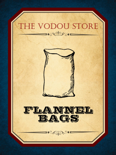 Flannel Bags